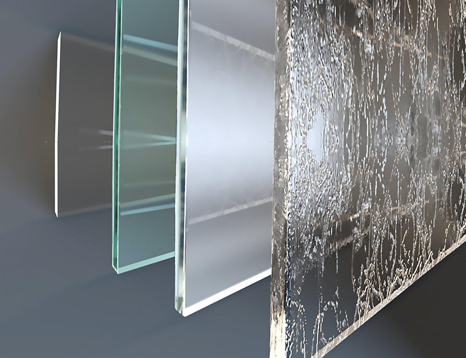 Разделение стекла на классы по характеристикам