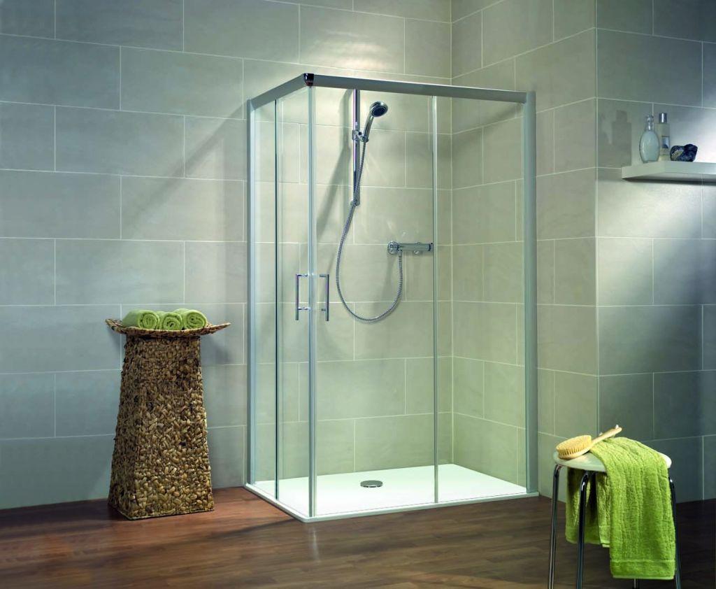 стеклянный душ купить