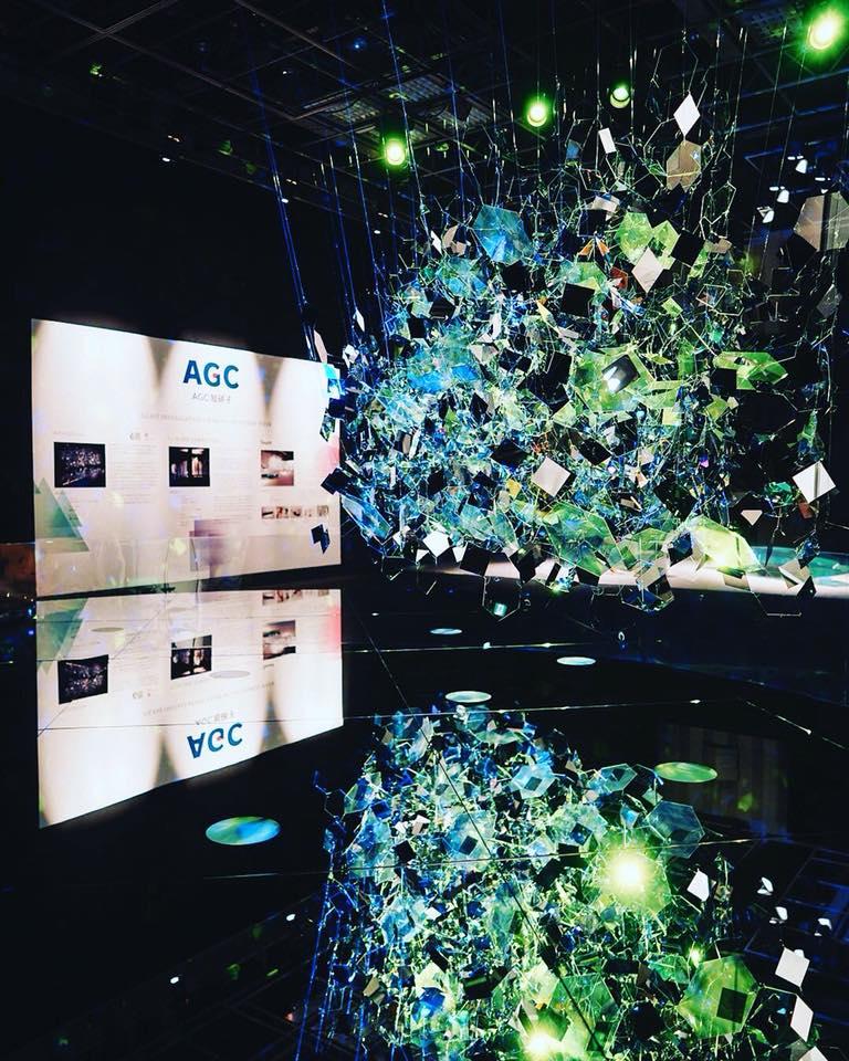 Новости с предновогоднего вечера Компании AGC