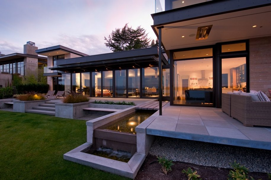 Дом из стекла это мечта или реальность?